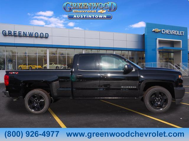 2018 Silverado 1500 Double Cab 4x4,  Pickup #J36646 - photo 3