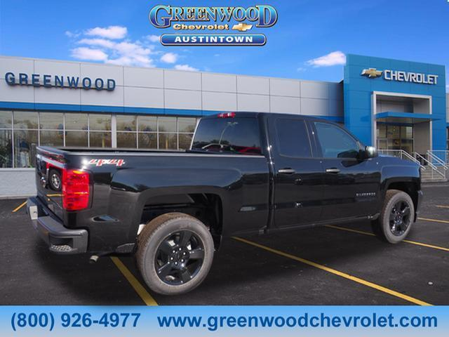 2018 Silverado 1500 Double Cab 4x4,  Pickup #J36646 - photo 2