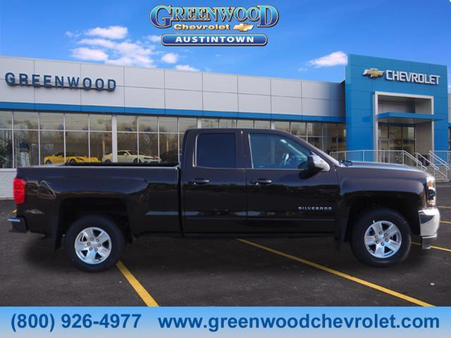 2018 Silverado 1500 Double Cab 4x2,  Pickup #J36648 - photo 3