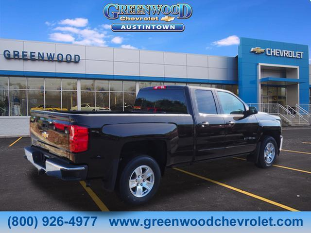 2018 Silverado 1500 Double Cab 4x2,  Pickup #J36648 - photo 2