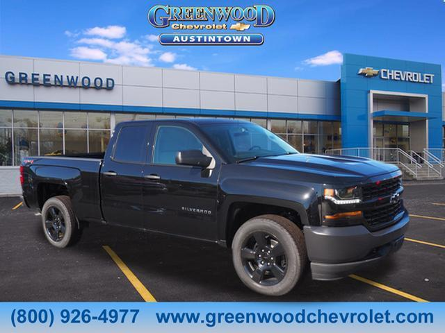 2018 Silverado 1500 Double Cab 4x4,  Pickup #J36652 - photo 1