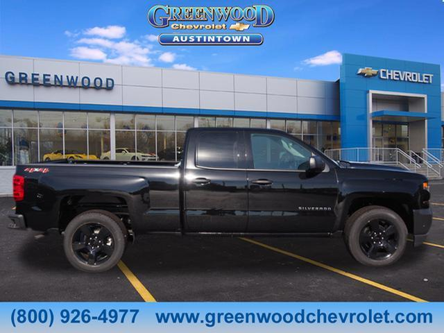 2018 Silverado 1500 Double Cab 4x4,  Pickup #J36652 - photo 3