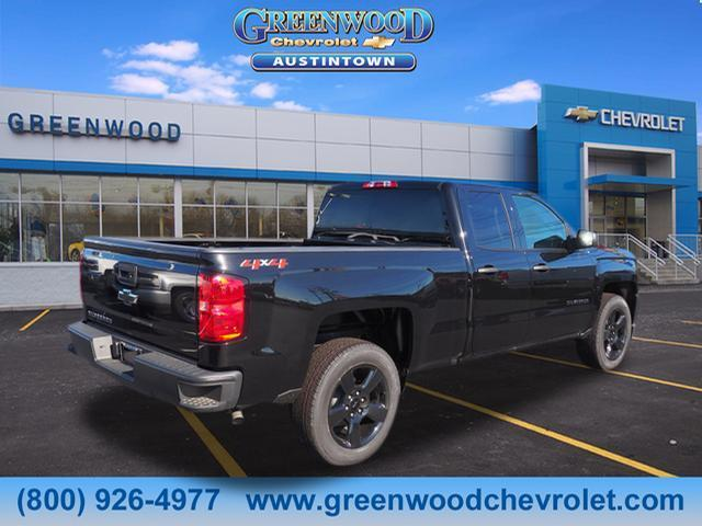 2018 Silverado 1500 Double Cab 4x4,  Pickup #J36652 - photo 2