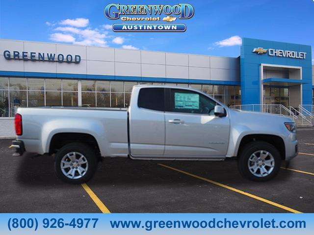 2018 Colorado Extended Cab 4x2,  Pickup #J36690 - photo 3