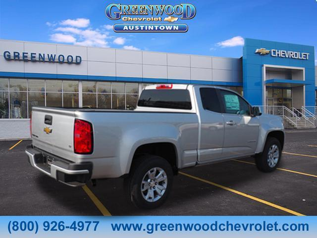 2018 Colorado Extended Cab 4x2,  Pickup #J36690 - photo 2