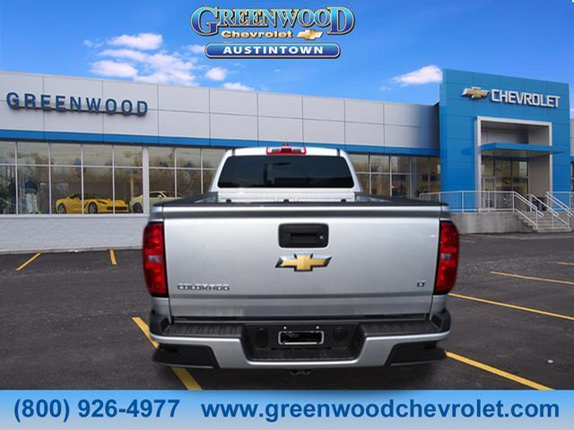 2018 Colorado Extended Cab 4x2,  Pickup #J36690 - photo 4