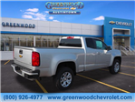 2018 Colorado Extended Cab 4x2,  Pickup #J36690 - photo 1