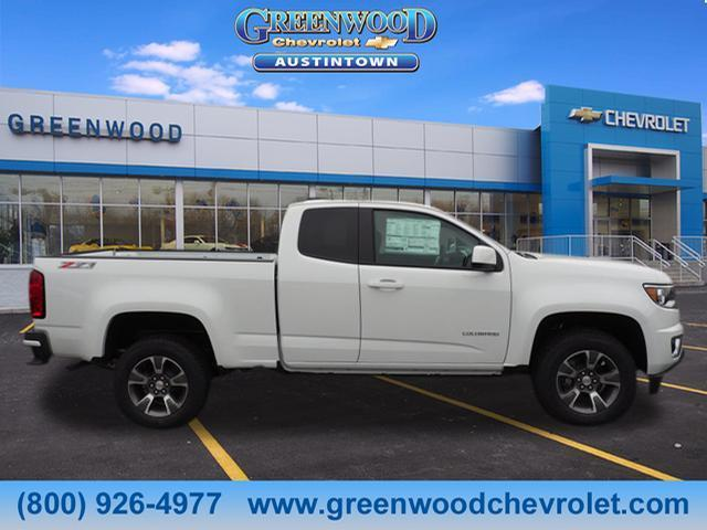 2018 Colorado Extended Cab 4x4,  Pickup #J36704 - photo 3
