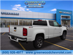 2018 Colorado Extended Cab 4x4,  Pickup #J36704 - photo 1