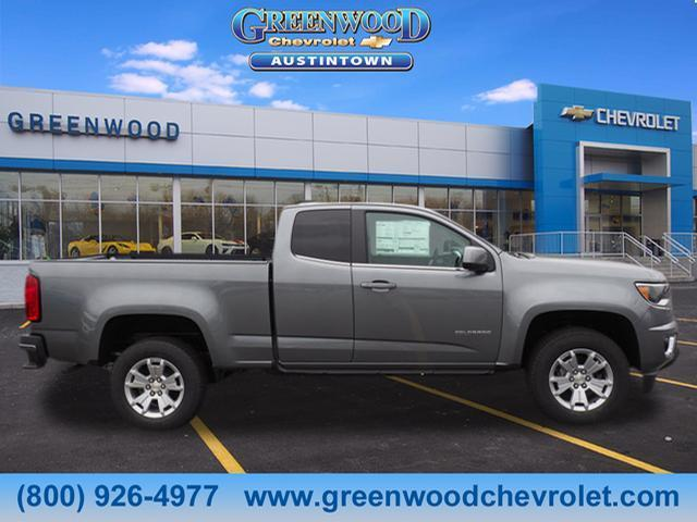 2018 Colorado Extended Cab 4x2,  Pickup #J36738 - photo 3