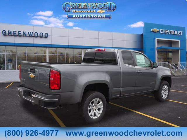 2018 Colorado Extended Cab 4x2,  Pickup #J36738 - photo 2