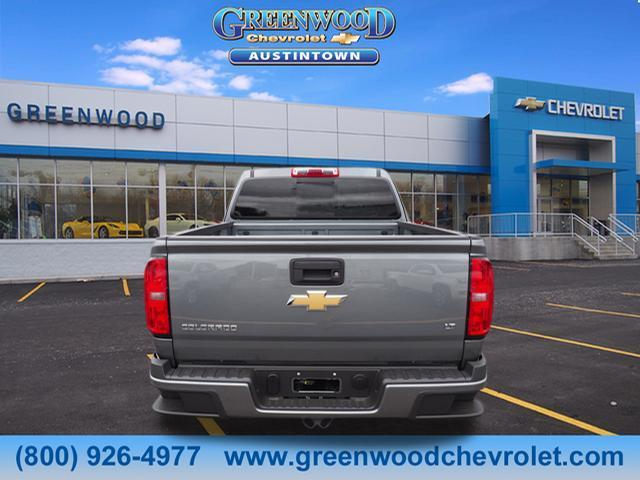 2018 Colorado Extended Cab 4x2,  Pickup #J36738 - photo 4
