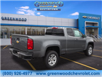 2018 Colorado Extended Cab 4x2,  Pickup #J36738 - photo 1