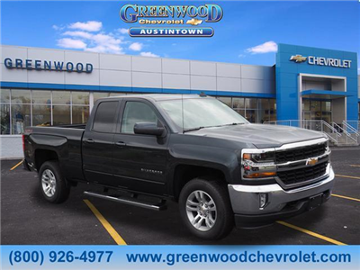 2018 Silverado 1500 Double Cab 4x4,  Pickup #J36842 - photo 1