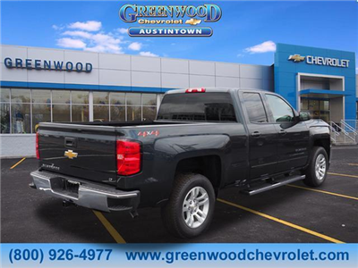 2018 Silverado 1500 Double Cab 4x4,  Pickup #J36842 - photo 2