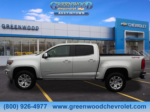 2018 Colorado Crew Cab 4x4,  Pickup #J36846 - photo 9