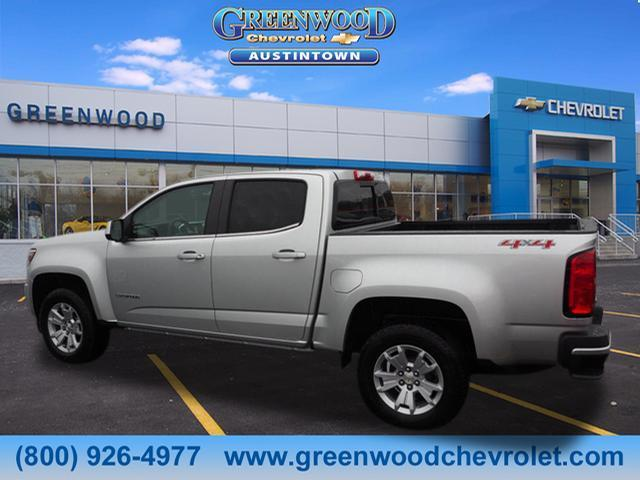 2018 Colorado Crew Cab 4x4,  Pickup #J36846 - photo 3