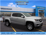 2018 Colorado Crew Cab 4x4,  Pickup #J36846 - photo 1