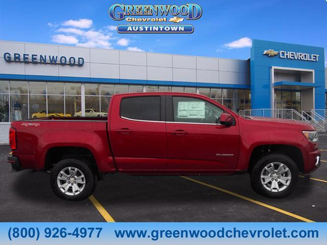 2018 Colorado Crew Cab 4x4,  Pickup #J36850 - photo 8