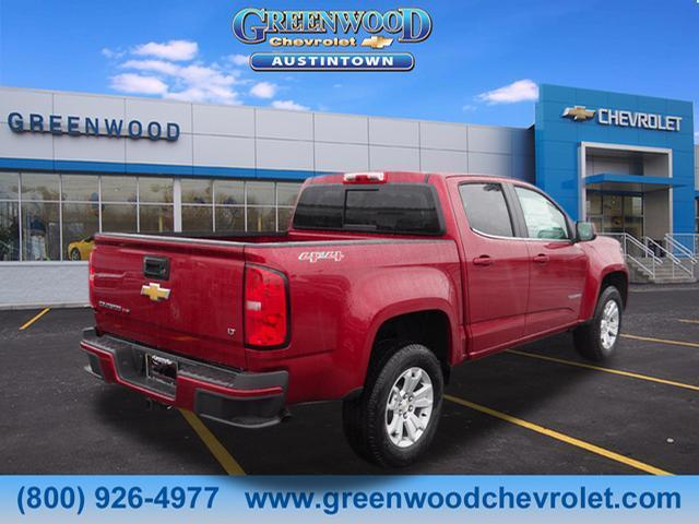 2018 Colorado Crew Cab 4x4,  Pickup #J36850 - photo 2