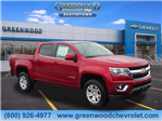 2018 Colorado Crew Cab 4x4,  Pickup #J36850 - photo 1