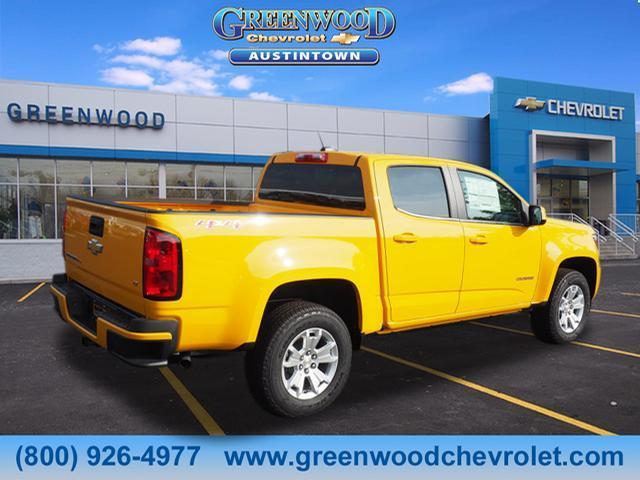 2018 Colorado Crew Cab 4x4,  Pickup #J36947 - photo 2