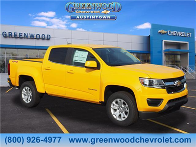 2018 Colorado Crew Cab 4x4,  Pickup #J36947 - photo 1