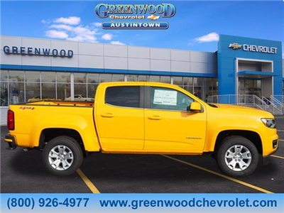 2018 Colorado Crew Cab 4x4,  Pickup #J36947 - photo 3