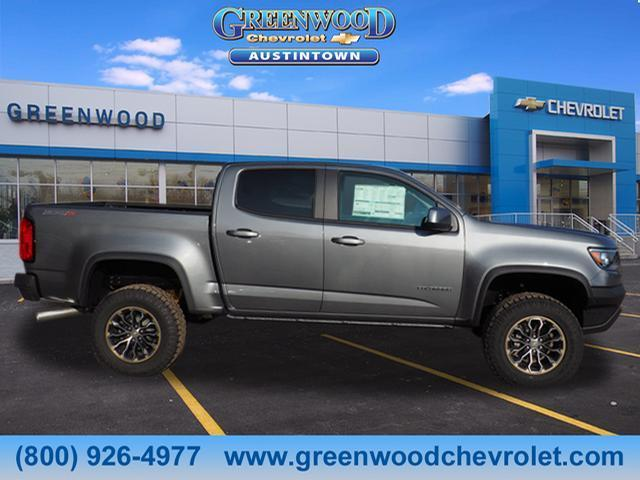 2018 Colorado Crew Cab 4x4,  Pickup #J36974 - photo 8