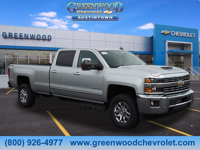 2018 Silverado 2500 Crew Cab 4x4,  Pickup #J37001 - photo 4