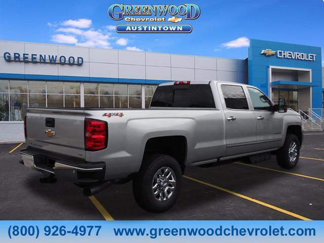 2018 Silverado 2500 Crew Cab 4x4,  Pickup #J37001 - photo 2
