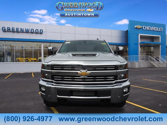 2018 Silverado 2500 Crew Cab 4x4,  Pickup #J37001 - photo 3