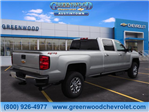 2018 Silverado 2500 Crew Cab 4x4,  Pickup #J37001 - photo 1