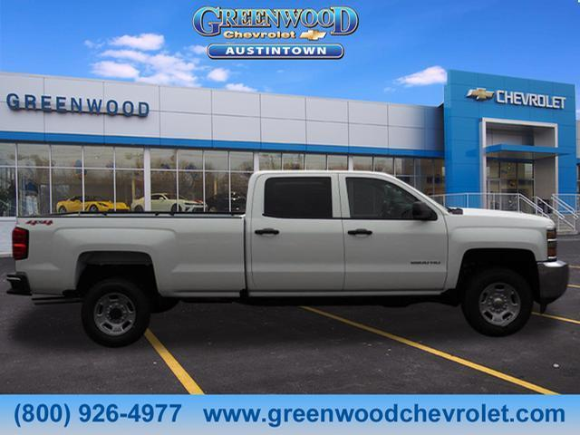 2019 Silverado 2500 Crew Cab 4x4,  Pickup #K55014 - photo 3
