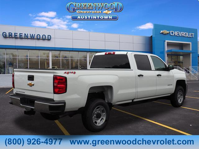 2019 Silverado 2500 Crew Cab 4x4,  Pickup #K55014 - photo 2