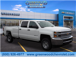 2019 Silverado 2500 Crew Cab 4x4,  Pickup #K55014 - photo 1