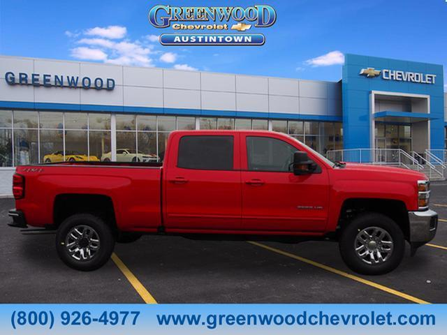 2019 Silverado 2500 Crew Cab 4x4,  Pickup #K55015 - photo 3