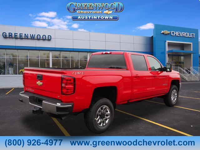 2019 Silverado 2500 Crew Cab 4x4,  Pickup #K55015 - photo 2