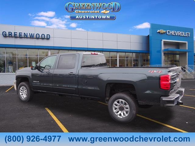 2019 Silverado 2500 Crew Cab 4x4,  Pickup #K55093 - photo 4