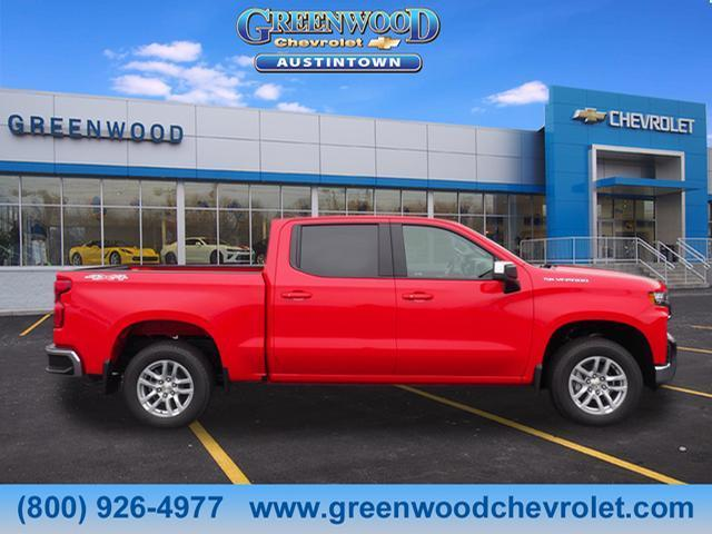 2019 Silverado 1500 Crew Cab 4x4,  Pickup #K55149 - photo 3