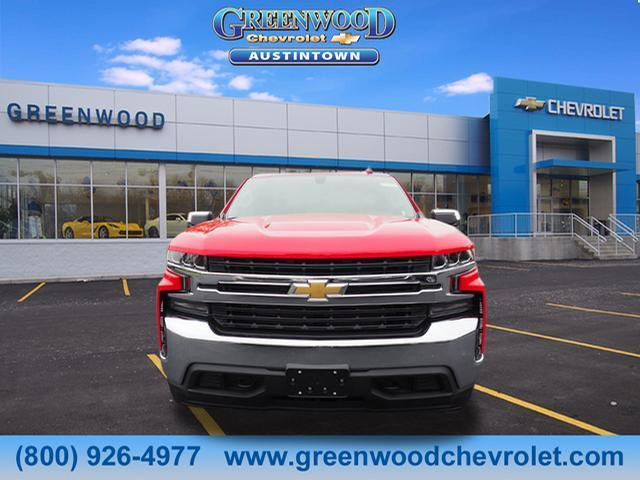 2019 Silverado 1500 Crew Cab 4x4,  Pickup #K55149 - photo 4