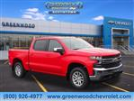 2019 Silverado 1500 Crew Cab 4x4,  Pickup #K55149 - photo 1