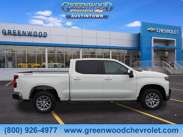 2019 Silverado 1500 Crew Cab 4x4,  Pickup #K55150 - photo 3