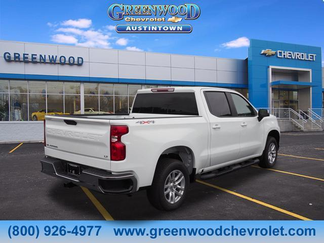 2019 Silverado 1500 Crew Cab 4x4,  Pickup #K55150 - photo 2
