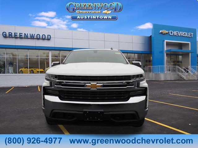 2019 Silverado 1500 Crew Cab 4x4,  Pickup #K55150 - photo 4