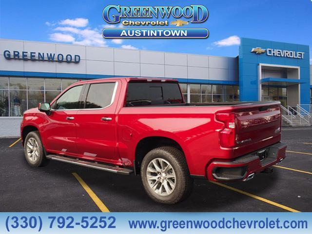 2019 Silverado 1500 Crew Cab 4x4,  Pickup #K55169 - photo 2