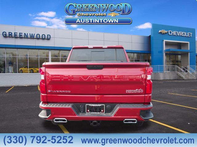 2019 Silverado 1500 Crew Cab 4x4,  Pickup #K55169 - photo 4