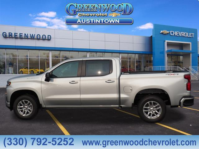 2019 Silverado 1500 Crew Cab 4x4,  Pickup #K55171 - photo 3