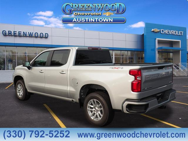 2019 Silverado 1500 Crew Cab 4x4,  Pickup #K55171 - photo 2