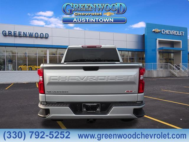2019 Silverado 1500 Crew Cab 4x4,  Pickup #K55171 - photo 4